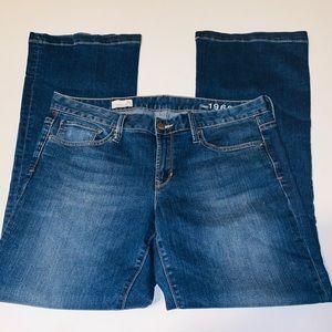 GAP 1969 Long & Lean Jeans SZ 31R